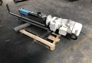 Mono Helical Rotor ( ) Pump