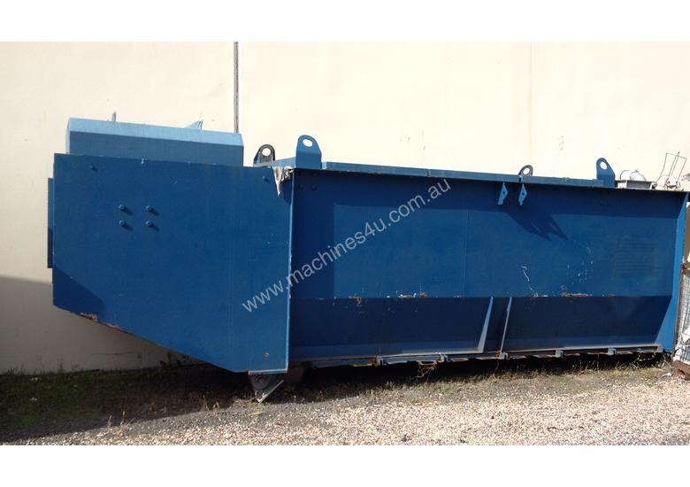 Used Log Washer from Recycling Industry