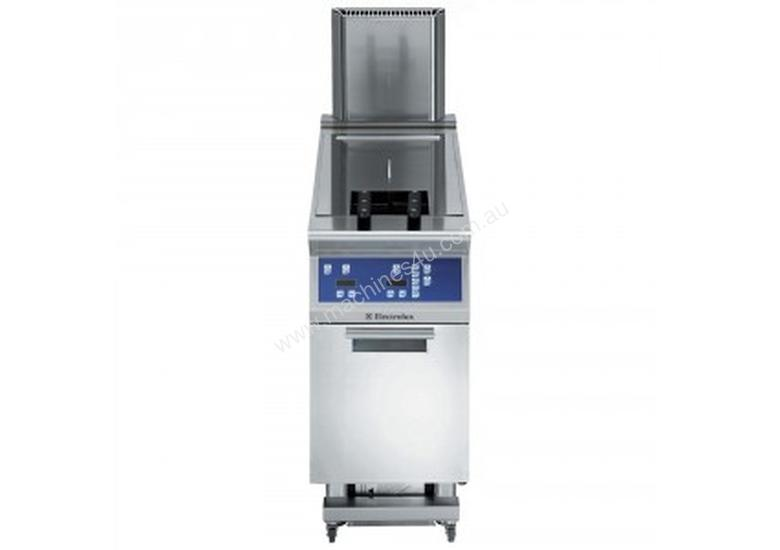 Electrolux 900XP Electric Fryer Single Well 23L Programmable with Oil Filter E9FRED1JFO