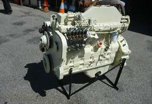 CUMMINS 6CTA 8.3 6 CYLINDER DIESEL ENGINE