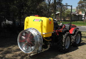 LINKAGE AIRBLAST SPRAYERS FOR VINEYARD AND ORCHARD