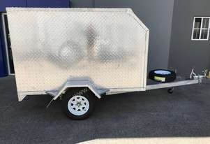 Ozzi Trailers Enclosed Tradesman Trailer