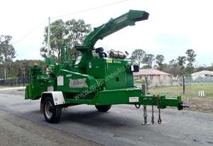 Bandit 1290 Wood Chipper Forestry Equipment