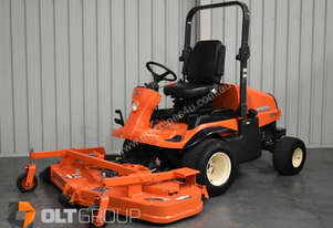 Kubota F3680 Diesel Out Front Mower 72 inch Side Discharge 983 hours