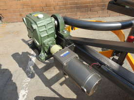 Power Lifter and Rotating 300kg Drum Lifter / Rotator Lift Height 1500mm - picture4' - Click to enlarge