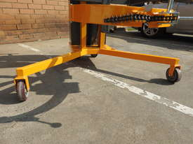 Power Lifter and Rotating 300kg Drum Lifter / Rotator Lift Height 1500mm - picture7' - Click to enlarge