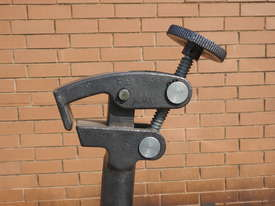 Power Lifter and Rotating 300kg Drum Lifter / Rotator Lift Height 1500mm - picture8' - Click to enlarge