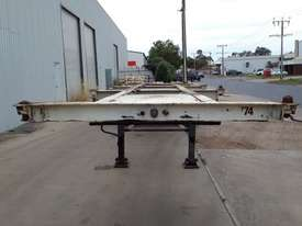 Freighter Semi Skel Trailer - picture1' - Click to enlarge