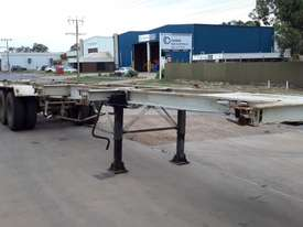 Freighter Semi Skel Trailer - picture0' - Click to enlarge