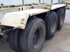 Freighter Semi Skel Trailer - picture4' - Click to enlarge