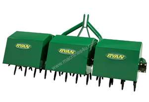 Ryan 72 Inch Tracaire 3PT Hitch Aerator 544423A
