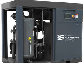240 cfm - ED-50 Direct Drive Screw Compressor 37kW (50HP)  - picture0' - Click to enlarge