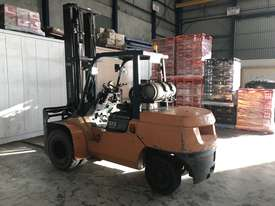 Toyota 5 Ton Forklift - picture1' - Click to enlarge