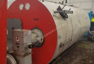 3500kw Hot water boiler (natural gas)