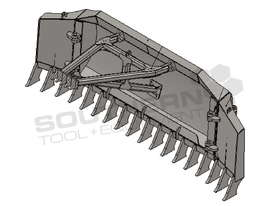 D5M Bulldozer Stick Rake & Tree Pusher DOZRAKE - picture16' - Click to enlarge