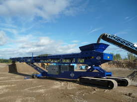 RTS80 Radial Track Stacking Conveyor - picture0' - Click to enlarge
