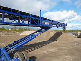 RTS80 Radial Track Stacking Conveyor - picture3' - Click to enlarge