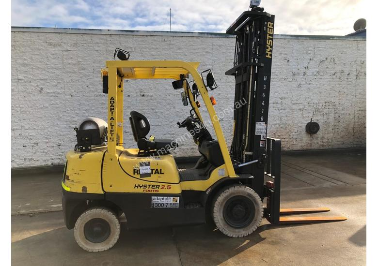 6m Lift Height 2.5T Counterbalance Forklift