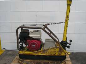 Wacker Packer 9HP Petrol Vibratory Plate Compactor - picture0' - Click to enlarge