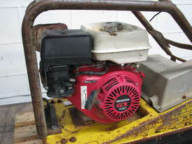 Wacker Packer 9HP Petrol Vibratory Plate Compactor - picture1' - Click to enlarge