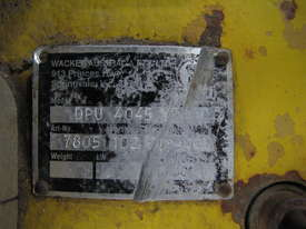Wacker Packer 9HP Petrol Vibratory Plate Compactor - picture5' - Click to enlarge