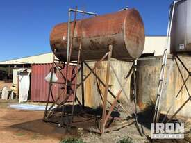 5000 Litre Freestanding Fuel Tank - picture0' - Click to enlarge