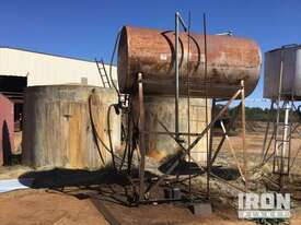 5000 Litre Freestanding Fuel Tank - picture2' - Click to enlarge