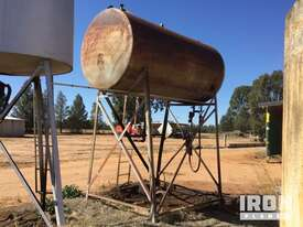 5000 Litre Freestanding Fuel Tank - picture1' - Click to enlarge
