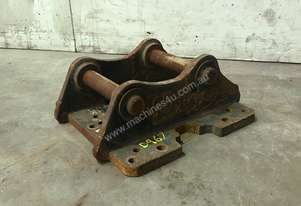 HEAD BRACKET TO SUIT 4-6T EXCAVATOR D967
