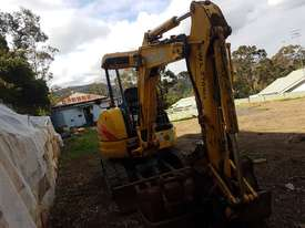 New Holland EH30B 3T Mini Excavator - picture12' - Click to enlarge