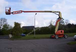 20m Diesel Knuckle Booms available for Hire