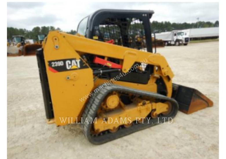 CATERPILLAR 239D Multi Terrain Loaders
