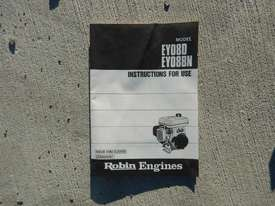 Robin EY08 2.0HP 4 Stroke Petrol Engine - 2014606 - picture4' - Click to enlarge