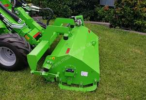 Used Avant 1500mm hydraulic flail mower attachment
