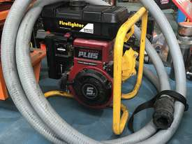 Davey Fire Fighting Pump Powered by Briggs and Stratton 5 HP Petrol Engine - picture0' - Click to enlarge