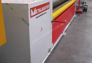 Demo AR-3106 - Motorised Plate Curving Rolls