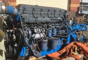 HYUNDAI  DIESEL MOTOR DONE ONLY 436 HOURS ( WITH HYDRAULIC PUMP ASSY)