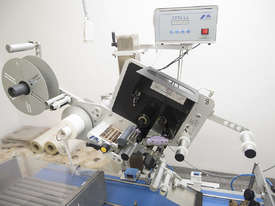 Italian Pack Tray Sealer Express and ALstep Label Applicator - picture1' - Click to enlarge