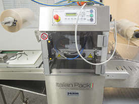Italian Pack Tray Sealer Express and ALstep Label Applicator - picture2' - Click to enlarge