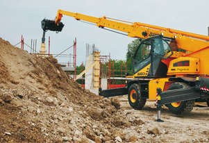 Dieci Pegasus 50.21 - 5T / 20.5 Reach 360* Rotational Telehandler - HIRE NOW!