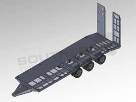 Interstate trailers Tri Axle Tag Trailer Super Series ATTTAG - picture1' - Click to enlarge