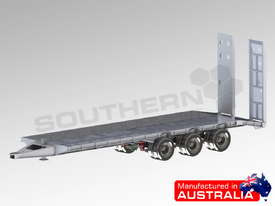 Interstate trailers Tri Axle Tag Trailer Super Series ATTTAG - picture0' - Click to enlarge