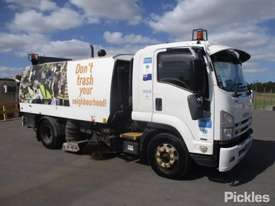 2011 Isuzu FSR 850 LWB - picture0' - Click to enlarge