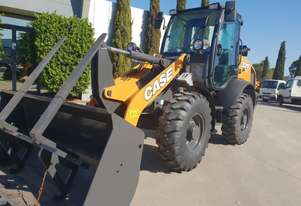 UNUSED CASE 321F 6T ARTIC WHEEL LOADER WITH ALL OPTIONS