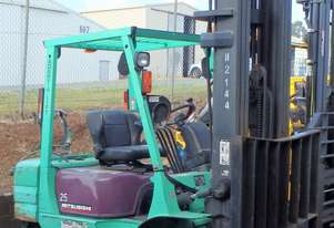 2.5T LPG Counterbalance Forklift