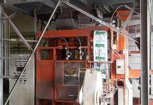 BAGGER FILLER PACKER PALLET WRAPPING COMPLETE PLANT