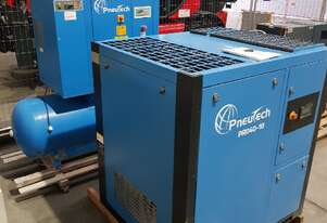 USED 11/15/30/55/110Kw SCREW + OIL-FREE/SILENT 240v Compressors