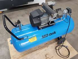 SCREW AIR COMPRESSOR PACKAGES INCL AIR DRYERS/AIR TANKS - SAVE $000's. OIL FREE SILENT COMPRESSORS - picture12' - Click to enlarge