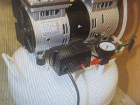 SCREW AIR COMPRESSOR PACKAGES INCL AIR DRYERS/AIR TANKS - SAVE $000's. OIL FREE SILENT COMPRESSORS - picture19' - Click to enlarge