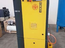 SCREW AIR COMPRESSOR PACKAGES INCL AIR DRYERS/AIR TANKS - SAVE $000's. OIL FREE SILENT COMPRESSORS - picture2' - Click to enlarge